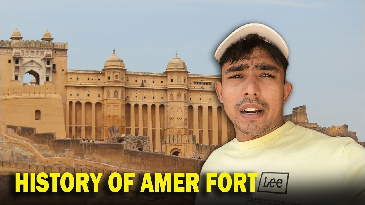 History Of Amer Fort | Round2hell | R2h | Wasim Ahmad Official
