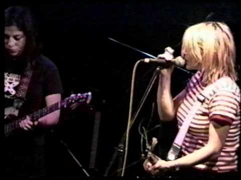 Free Kitten - 'Harvest Spoon' live 1994 NYC  CBGB's