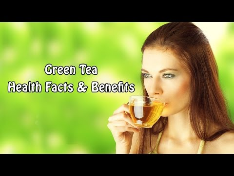 Green Tea – Health Facts & Benefits | Green Tea For Weight Loss, Anti Aging, Immune Booster