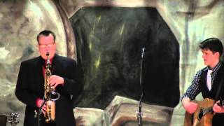 """How Great Thou Art"" Saxophone Solo"