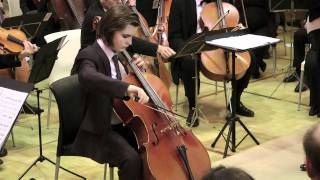 Camille Saint-Saëns Cello Concerto No. 1 A-Minor
