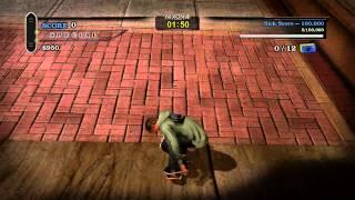 Tony Hawk's Pro Skater HD - музыкальный клип
