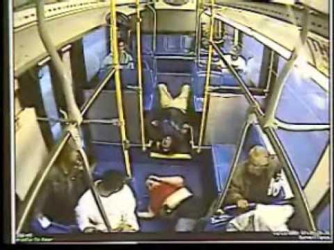 San Antonio VIA bus crash-cam videos