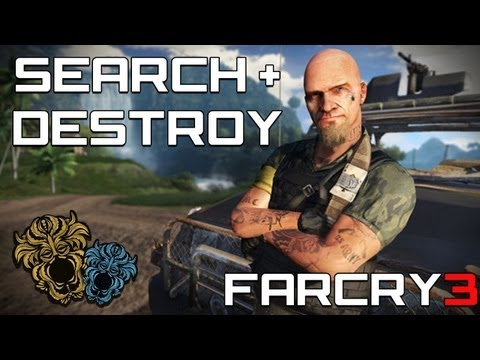 Search + Destroy | Defusing The Situation | Far Cry 3