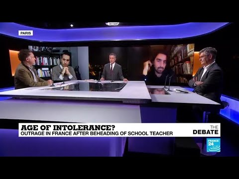 Age of intolerance? Outrage in France after beheading of school teacher