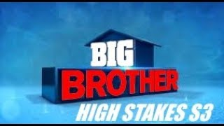 Big Brother Roblox Toy Edition S3 #1 (High Stakes)