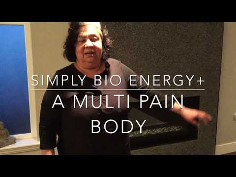 Simply Bio Energy + Multi Pain Body