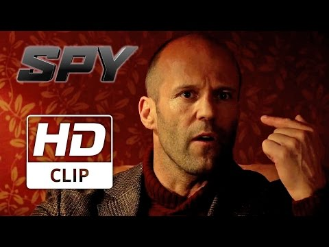 "Spy | Official Clip ""Real Spy"" 