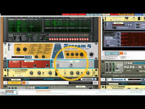 Reason 6 405: Twisted Sound Design - 26. Cutting-edge Distortion Sounds