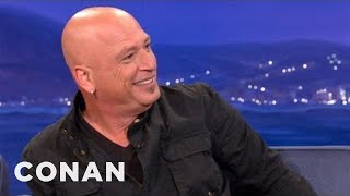 Howie Mandel Is Adjusting To Life In New York - CONAN on TBS