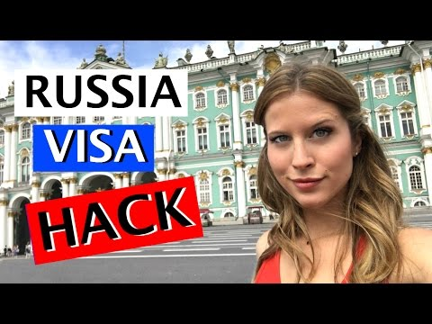 TRAVEL HACK: How To Get Into Russia Without a Visa | Travel Tips & Tricks | How 2 Travelers