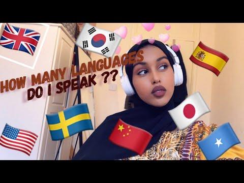 6 Languages other than Somali?? | Iman Barkhadle
