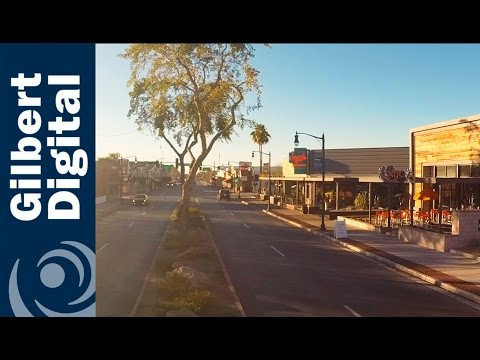 Gilbert, Arizona Economic Development: Building Our Future