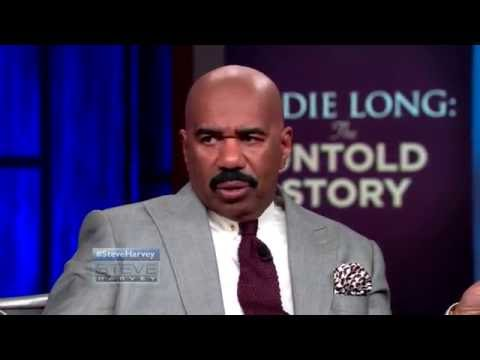 Steve Harvey to Bishop Long:  Why did you settle out of court?