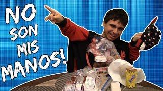 Manos Locas Challenge Este Vídeo no tiene Sentido!