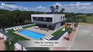 HORMIPRESA LIVING   Casa Calella Costa Brava