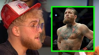 JAKE PAUL CALLS OUT CONOR MCGREGOR