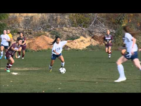 Brixaida Mendoza high school soccer highlights 2015 (shots) video #1