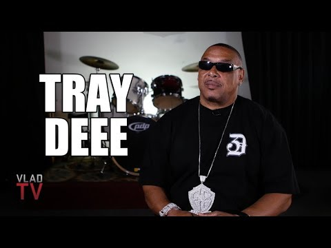 Tray Deee on Getting Kicked Out of School in 3rd Grade, Never Having a Job (Part 3)