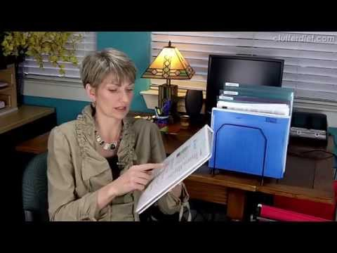 how-to-manage-paperwork-|-clutter-video-tip