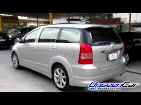 รถมือสอง TOYOTA WISH โฉมปี (04-10) 2.0 [Q] VVT-I Limited