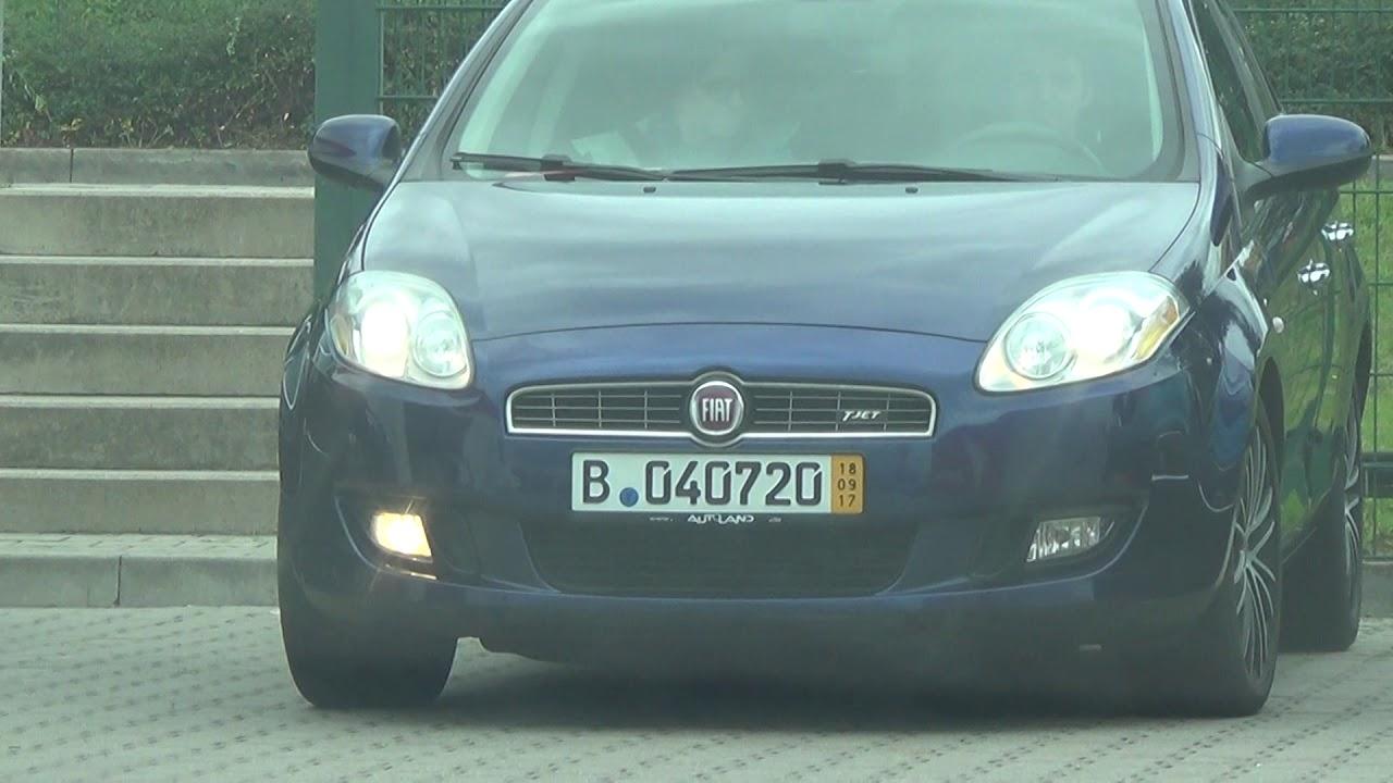 Auta z Niemiec #14/09/2017: Fiat Bravo /Berlin/