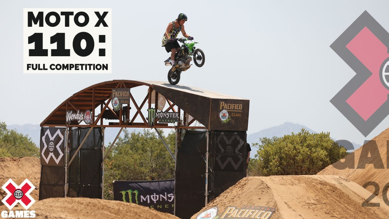 Download Moto X 110: FULL COMPETITION   X Games 2021