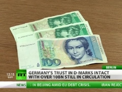 Ready For Euro Collapse? Germany's Ex-currency Alive & Kicking