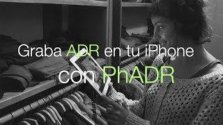 PhADR Teaser Spanish