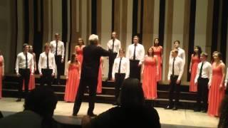 Defrost Youth Choir - The shower, by Edward Elgar