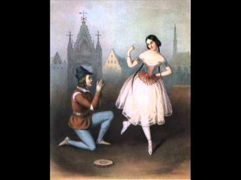 Esmeralda - music by Cesare Pugni