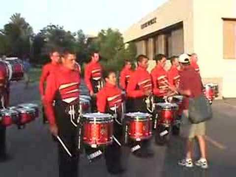 2007 Colts Drumline