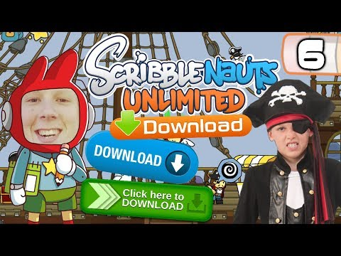 Stop het illegale downloaden! - Scribblenauts Unlimited #6