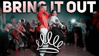 Zapętlaj Bring it Out | DJ ESCO OT Genasis Future | Aliya Janell & Dexter Carr Collaboration | AliyaJanell