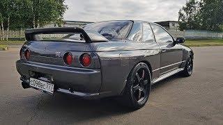 Мы В Шоке От Ускорения Старого Nissan Gt-R R32 На 650 Сил!