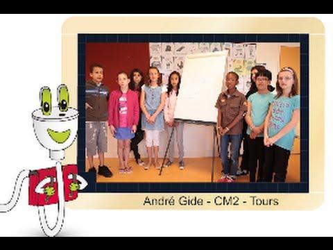 Watty _ Ecole élémentaire André GIDE (Tours)