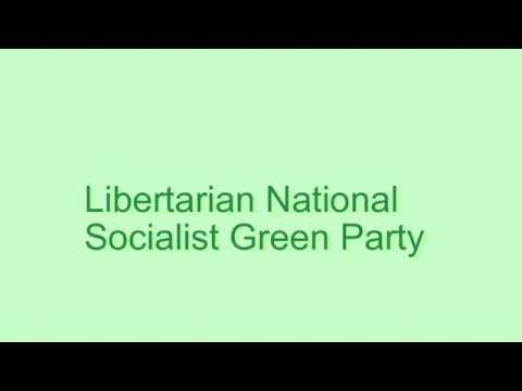 Libertarian national socialist green party