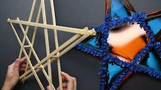 How To Make A Traditional Filipino Parol