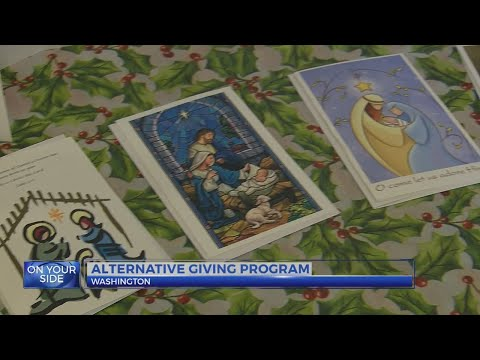 Washington church offers Alternative Giving Program