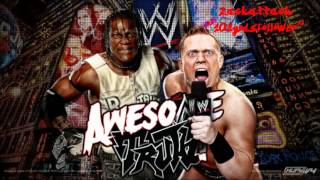 WWE The Miz and R-truth