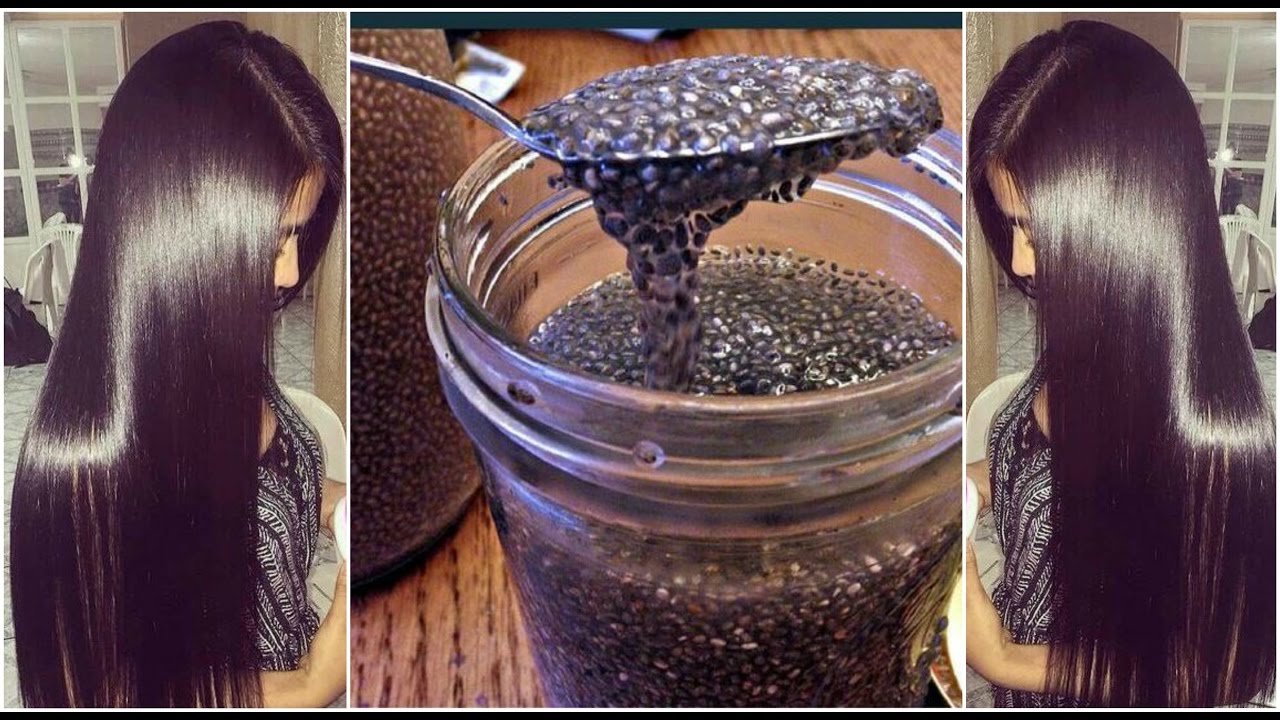 How To Use CHIA Seeds for Hair Growth| Remedy for Frizzy, Dry Hair|  Sushmita's Diaries