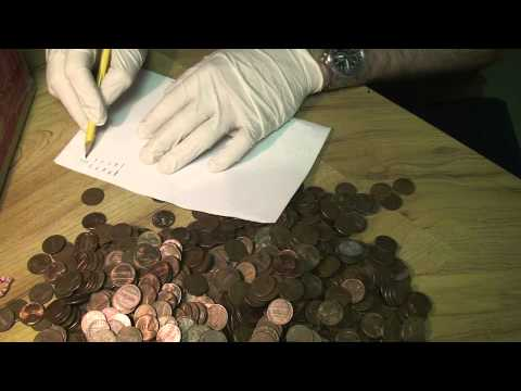 Penny roll hunting #1....ERROR COIN FOUND(not a big deal)......SEE END OF VIDEO