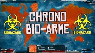 Plague Inc. Evolved Gameplay #81 Chrono: Bio-arme Méga Brutal! FR