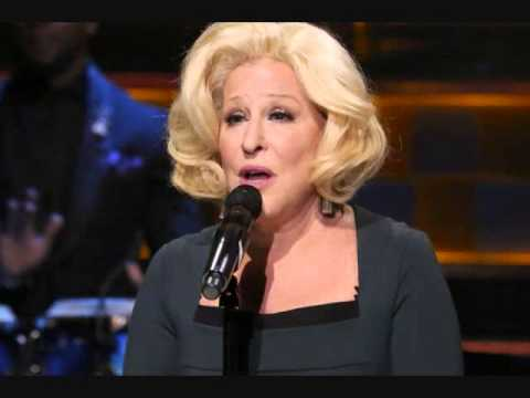 BETTE MIDLER IS THAT ALL THERE IS