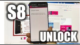 Best Way To Unlock Samsung Galaxy S8 from T-Mobile