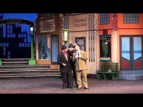 Guys and Dolls Matinee Act 1 Scene 1