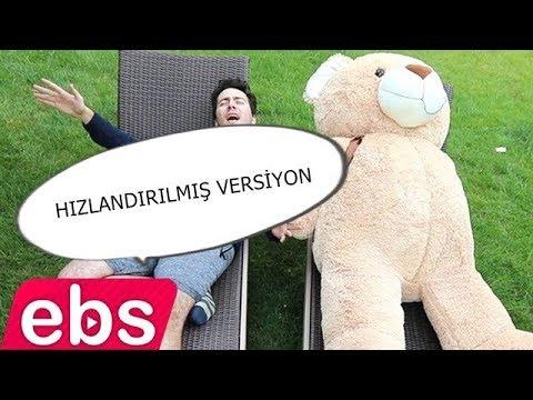 Enes Batur Aleyna Tilki ''Sen Olsan Bari'' HIZLANDIRILMIŞ