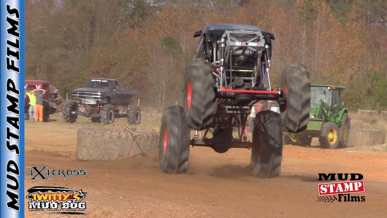 THROTTLE KING 2016 NATIONAL FINALE- TWITTYS MUD BOG