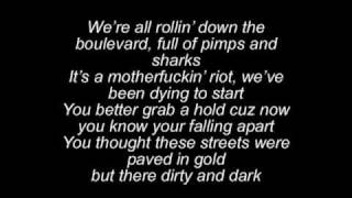 Repeat youtube video Hollywood Undead - Been To Hell [LYRICS]