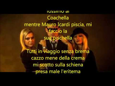 IL PAGANTE-VAMONOS (Lyrics)
